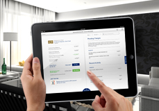 American Express iPad & Android App